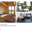 Conference Room and Administrative, Staff & Researcher Offices